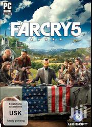 Far Cry 5 PC Game And Other Latest Games + Delivery   Video Games for sale in Nairobi, Nairobi Central