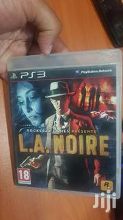 L.A Noire Playstation 3 | Video Games for sale in Nairobi, Nairobi Central