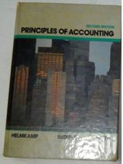 Principles Of Accounting Ksh. 2,000 | Books & Games for sale in Nairobi, Nairobi Central