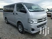 New Toyota HiAce 2012 Silver | Buses for sale in Mombasa, Tudor