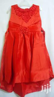 Red Sunny High -low Girls Dress (Age 4-7 Yrs) | Clothing for sale in Nairobi, Nairobi Central