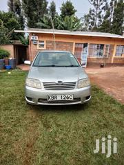Toyota Corolla 2004 Silver   Cars for sale in Kisii, Kisii Central