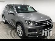 New Volkswagen Touareg 2013 Gray | Cars for sale in Mombasa, Shimanzi/Ganjoni