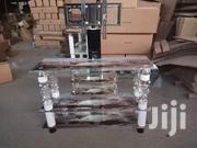 Tv Stand Glass With Subwoofer | Furniture for sale in Mombasa, Majengo