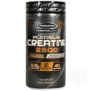 Muscletech Essential Series 100% Creatine 2500 Supplement 120 Caps | Vitamins & Supplements for sale in Nairobi, Nairobi Central