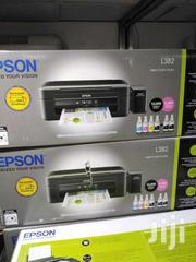 Epson L382 All-in-one Printer With Black, Cyan, Magenta And Yellow Ink | Computer Accessories  for sale in Nairobi, Nairobi Central