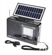 Solar Rechargeable Radio -also Uses Batteries And Electricity   Audio & Music Equipment for sale in Nairobi, Nairobi Central