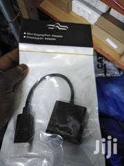 DP Displayport Male To HDMI Female Cable Converter Adapter For PC HP D | TV & DVD Equipment for sale in Nairobi, Nairobi Central