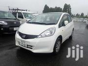 New Honda Fit 2012 White | Cars for sale in Mombasa, Tudor
