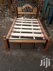 Beds.. Mix Of Metal And Wood | Furniture for sale in Nairobi, Karen