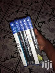 PS4 Games For The Unchipped Console | Video Games for sale in Kiambu, Juja