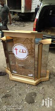 Glass Pulpit | Furniture for sale in Nairobi, Kariobangi South