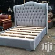 King Size Button Bed | Furniture for sale in Nairobi, Mugumo-Ini (Langata)