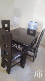 Four Seater Dining Table Set | Furniture for sale in Nairobi, Ngando