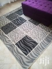 Lovely Black And White Large Carpet | Home Accessories for sale in Kiambu, Ndenderu