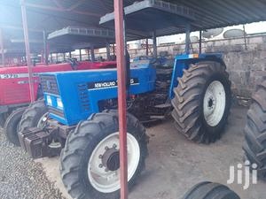 New Holland Fiat 70-56 (4wd, 85 Hp) With Plow