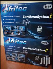 Afritec Car Alarm With Cutoff, Free Installation | Vehicle Parts & Accessories for sale in Nairobi, Nairobi Central