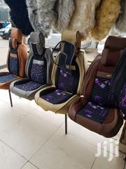 Luxurious Synthetic Leather Car Seat Covers + Neck Lumbar Pillows | Vehicle Parts & Accessories for sale in Nairobi, Landimawe