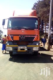 Mercedes-Benz 2008 Orange AXOR. | Trucks & Trailers for sale in Uasin Gishu, Racecourse
