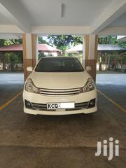 Nissan Wingroad 2010 White | Cars for sale in Mombasa, Mkomani