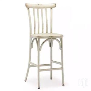 Classic High Chair With High Back