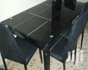 Black Dining Table | Furniture for sale in Nairobi, Uthiru/Ruthimitu