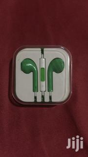 iPhone Earpods(Green) | Accessories for Mobile Phones & Tablets for sale in Kiambu, Karuri