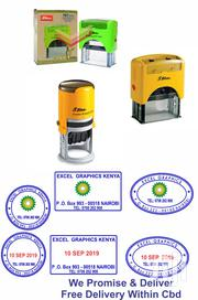 Rubber Stamps And Company Seal | Other Services for sale in Nairobi, Nairobi Central