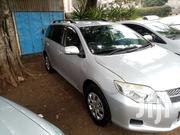 Toyota Fielder 2008 Silver | Cars for sale in Nairobi, Ngando