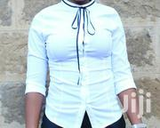 Chinese Collar Official Blouse | Clothing for sale in Kiambu, Kikuyu