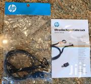 New HP H4D73AA Keyed Cable Laptop Lock | Computer Accessories  for sale in Nairobi, Nairobi Central