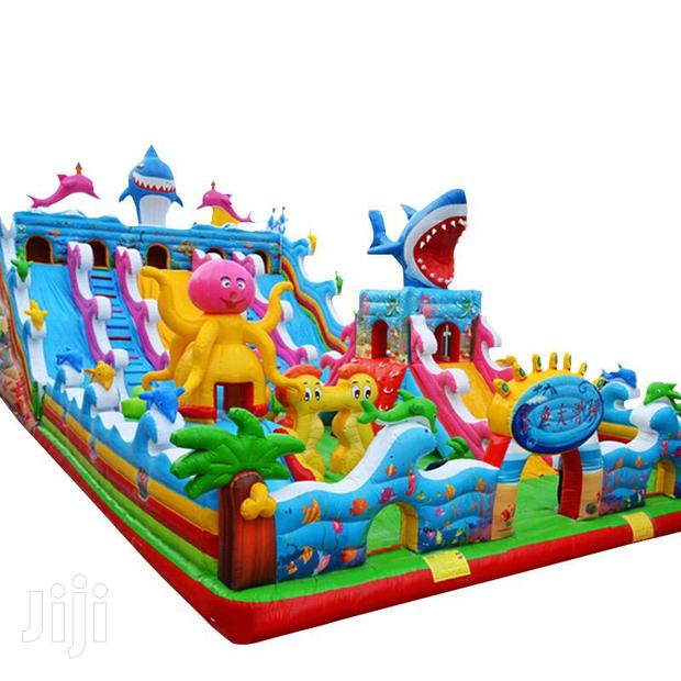 Bouncing Castles From