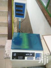 Acs 30 Digital Price Computing Weighing Scale 30kg Capacity | Store Equipment for sale in Nairobi, Nairobi Central