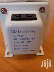 500 Watts Stepdown Transformer 240/220 To 120/110 Exuk/Us Equipment | Accessories for Mobile Phones & Tablets for sale in Nairobi, Kilimani