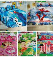 Cartoon Kids Duvets With A Matching Bed Sheet And A Pillow Case. | Children's Furniture for sale in Nairobi, Kawangware