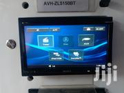 "Used Sony Car Radio AVH-722 With 7"" Screen Dvd,Aux,Usb,Free Fitting 