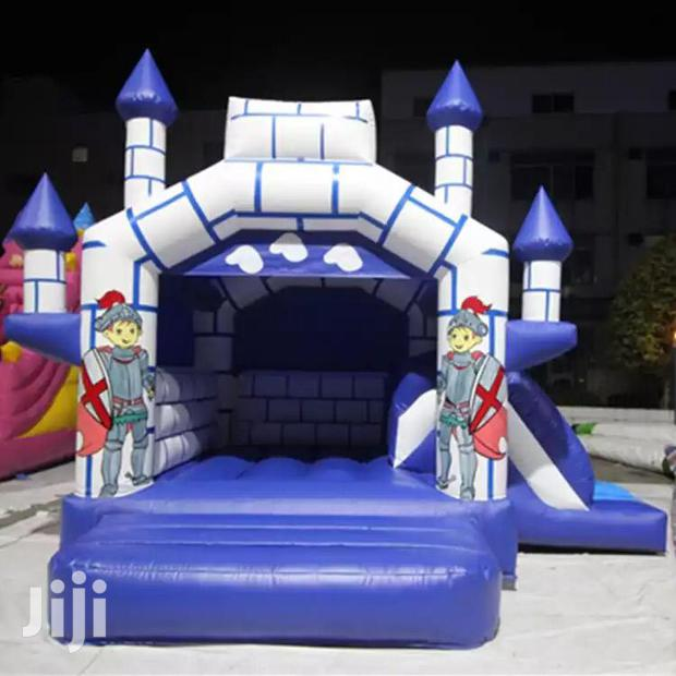Bouncing Castle From