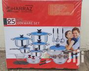 25pcs Harraz Stainless Steel Cookware Set | Kitchen & Dining for sale in Nairobi, Nairobi Central