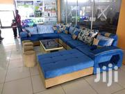High Comfort U-shaped 8seater | Furniture for sale in Nairobi, Ngara
