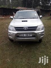 Toyota Fortuner 2008 Silver | Cars for sale in Nairobi, Kasarani