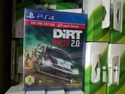Dirt Rally 2.0 Ps4 Game New   Video Games for sale in Nairobi, Nairobi Central