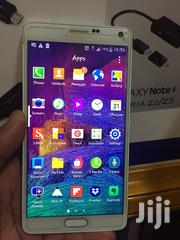 Samsung Galaxy Note 4 32 GB White | Mobile Phones for sale in Nakuru, Kiamaina