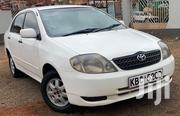 Toyota Corolla 2001 White | Cars for sale in Murang'a, Township G