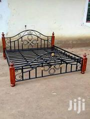 6 By 6 Metal Wood Bed | Furniture for sale in Nairobi, Ngando