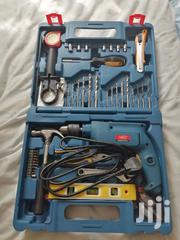 Ideal Electric Impact/Hammer Drill Set/Toolkit   Manufacturing Materials & Tools for sale in Nairobi, Nairobi Central
