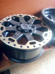 Prado/Ranger/Pajero Rims Set Size 18"