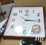 Wall Clock Hidden Camera Wifi 1080P | Home Accessories for sale in Nairobi, Nairobi Central