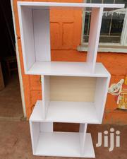 Bookshelf White In Color | Furniture for sale in Nairobi, Ngando