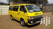Toyota Hiace Van Yellow For Sale | Buses for sale in Nairobi, Woodley/Kenyatta Golf Course