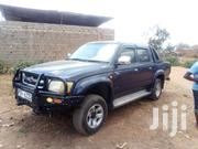Toyota Hilux 2002 Blue | Cars for sale in Kitui, Kwavonza/Yatta